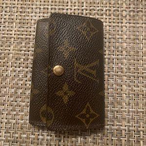 Louis Vuitton 6 Key Holder Monogram